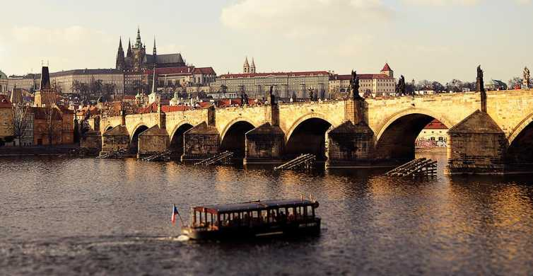 Prague: Half-Day City Tour by Foot and Coach