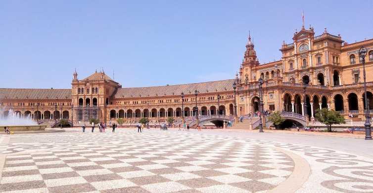Seville Highlights: 2.5-Hour Walking Tour