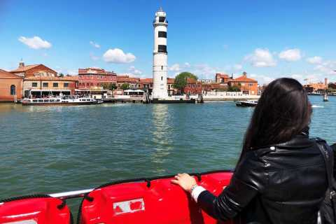 Full-Day Boat Tour of Venice Islands from St. Mark's Square