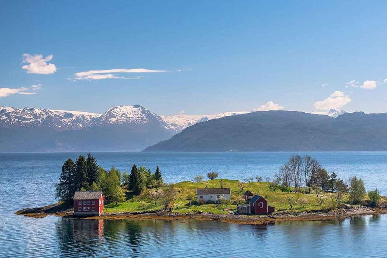 Ab Bergen: Private Tour zum Hardanger-Fjord & Vøringsfossen