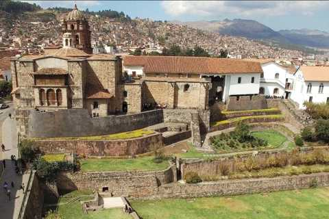 Cusco: Half-Day City and Archaeological Sites Guided Tour
