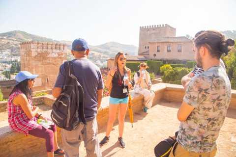 Alhambra: Guided Alhambra Tour