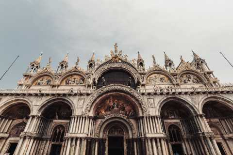 St. Mark's Basilica and Doge's Palace Fast Track Tour