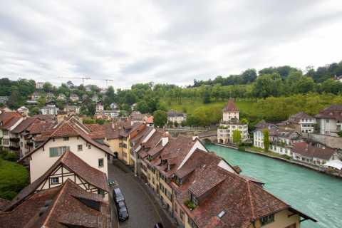 Bern: Architectural Walking Tour