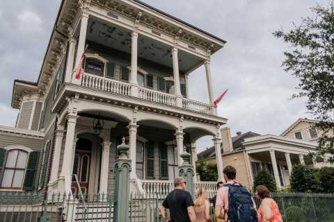 New Orleans: Garden District Tour with Elms Mansion Access