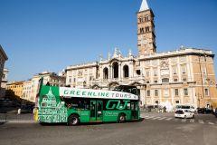 Roma: Ônibus Turístico Hop-On Hop-Off de 24 ou 48 Horas