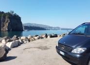 Transfer von Neapel nach Amalfi-Ravello mit Besichtigung von Pompeji