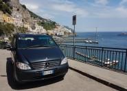Transfer von Neapel nach Amalfi mit Tour in Herculaneum
