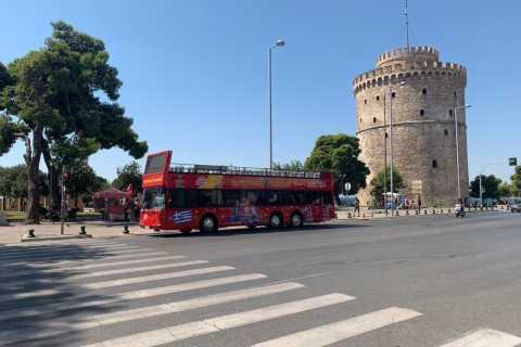 Thessaloniki: Hop-On Hop-Off Bus Tour