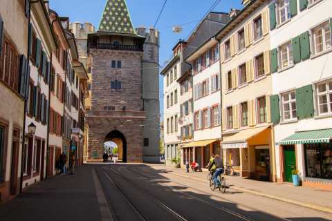 Basel: Private Architectural Walking Tour