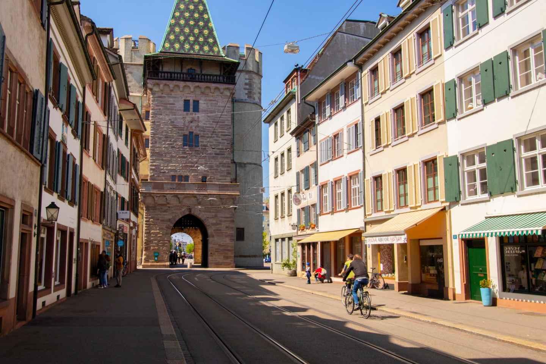 Basel: Privater Architektur-Rundgang