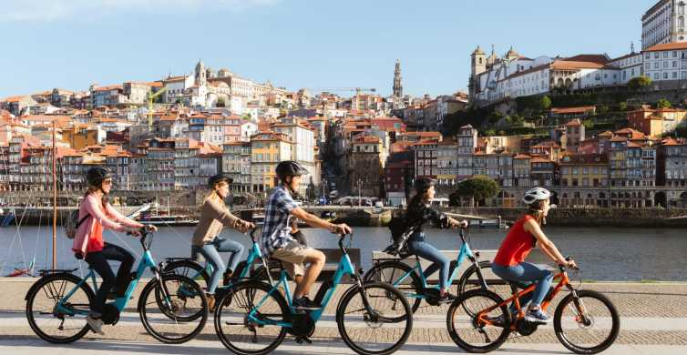 Porto: City Highlights 3-Hour Guided Electric Bike Tour