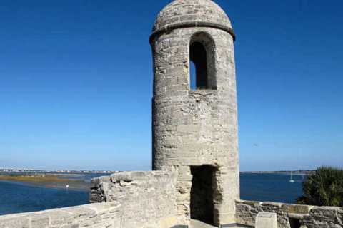 From Orlando: St. Augustine Day Trip with Tour Options