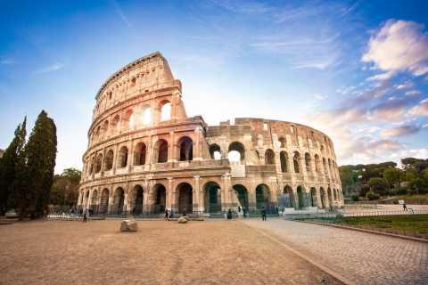 Colosseo: tour per piccoli gruppi con ingresso prioritario