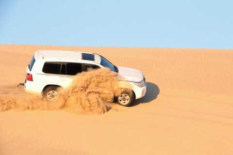Doha: Desert Safari w/ Quad Bike, Sandboarding & Camel Ride