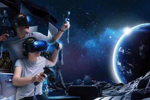 Paris: Virtual-Reality Escape Room Adventure