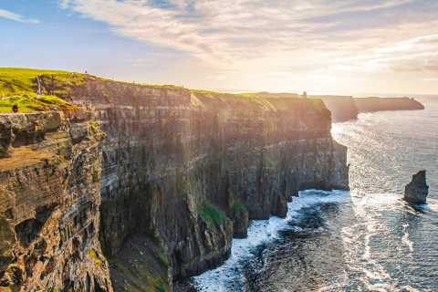 Cliffs of Moher Full-Day Tour from Dublin