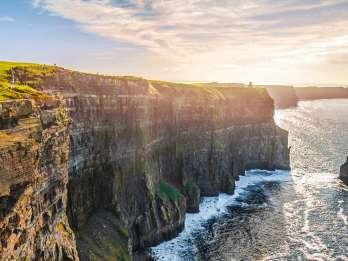 Ab Dublin: Tagestour zu den Cliffs of Moher