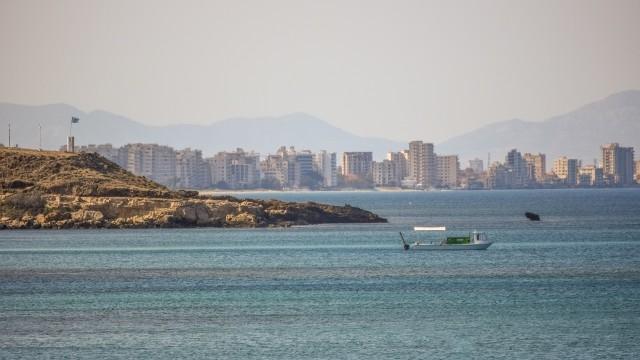 Protaras: dagtocht naar Famagusta en Salami met strandbezoek