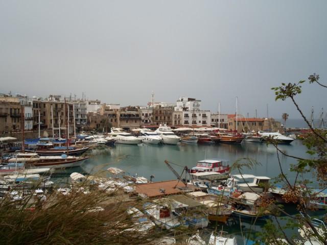 Van Larnaca: Kerynia en Famagusta bustour in het Engels