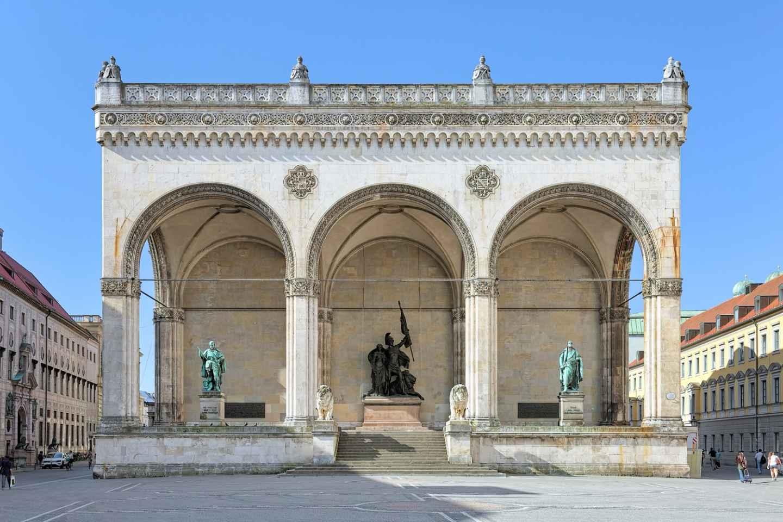München: Rundgang zum Dritten Reich & Zweiten Weltkrieg