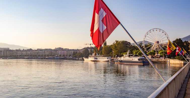 Geneva: Architecture Discovery Tour