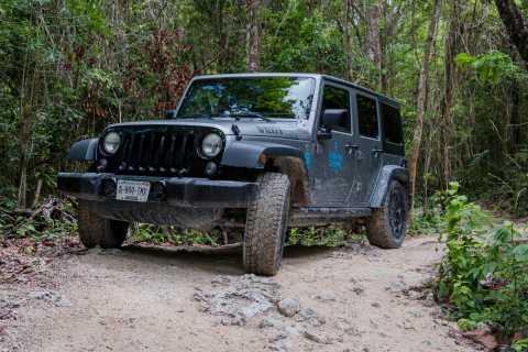 San Miguel de Cozumel: The Original Luxury Jeep Tour