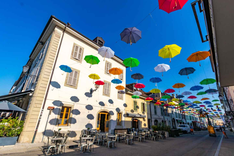 Genf: Kunst- und Kultur-Einführungstour mit einem lokalen Führer
