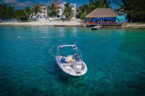 Cozumel: Private Snorkeling and Sandy Beach Boat Tour