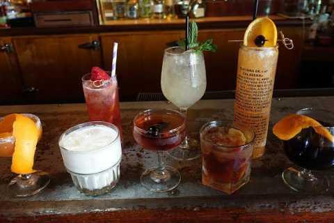 New Orleans: Drunken History Walking Tour