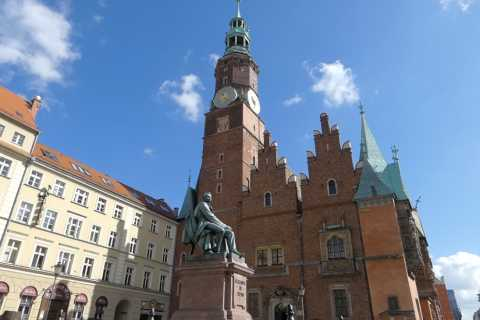 Wroclaw: Old Town and Conspirators Tour