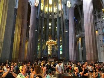 Barcelona: Tagestour mit Sagrada Familia und Park Güell