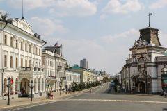 Kazan: passeio religioso a pé