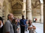 Florenz in einer Tagestour mit David und den Uffizien