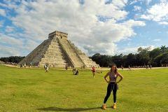 De Cancún: Excursão de 1 Dia a Chichén Itzá com Almoço