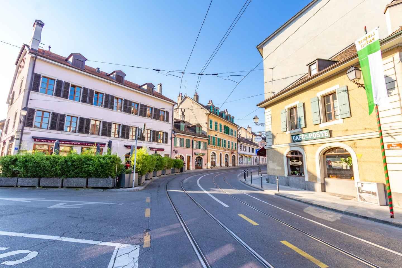 Genf: Private Instagram-Tour mit Höhepunkten