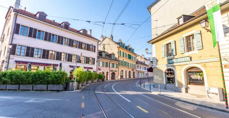 Geneva: Private Instagram-Worthy Highlights Walking Tour