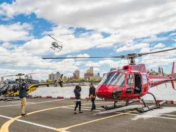 New York: Hubschrauberrundflug über den Big Apple. Foto: GetYourGuide