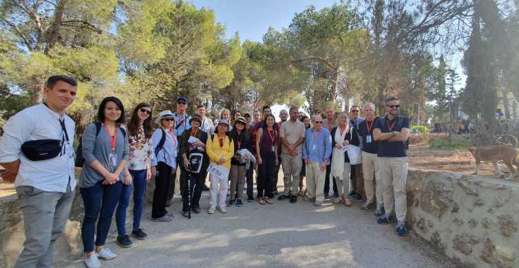 Jerusalem: Half-Day Bethlehem Tour