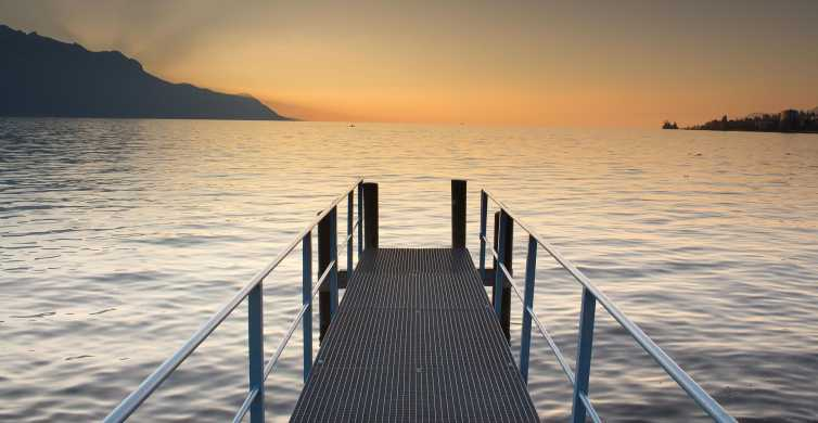 Montreux: Private Insta-Worthy Highlights Walking Tour