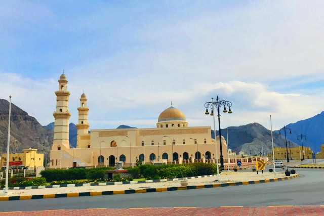 Khasab: stadstour met Khasab-fort
