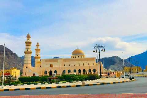 Khasab: City Tour With Khasab Fort