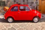 Sorrento: Photo Tour in a Vintage Fiat 500 & Beer Tasting