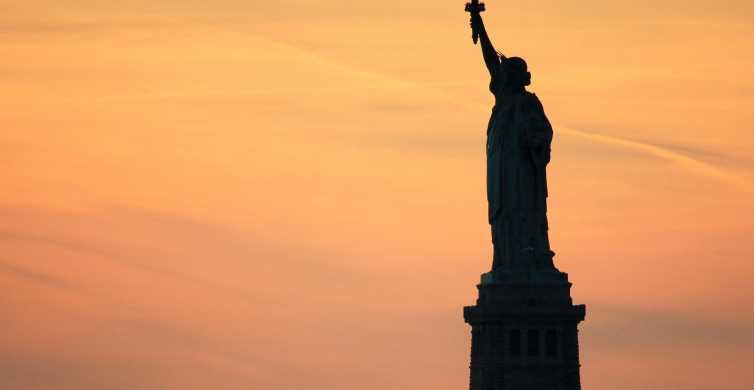 New York City: Sunset Boat Cruise to Statue of Liberty