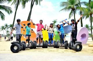 Sentosa: Segway Eco Adventure Guided Tour