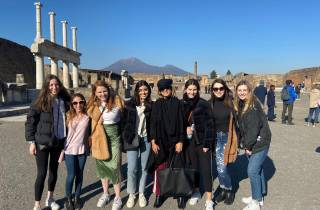 Ab Rom: Pompeji All-inclusive-Tour mit Guide