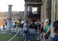 Pompeji: Halbtägiger Ausflug ab Neapel oder Sorrent