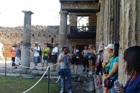 Pompeii: Half-Day Excursion from Naples or Sorrento