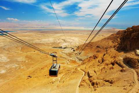 Tel Aviv: Masada National Park and Dead Sea Excursion