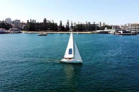 Desde Manly: Sydney Harbour Hands-On Yacht Cruise